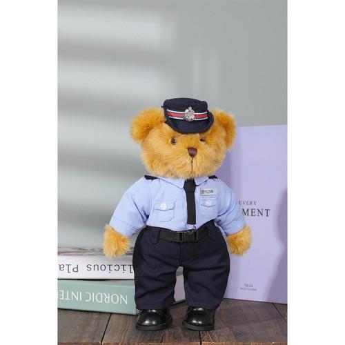 PC女警熊