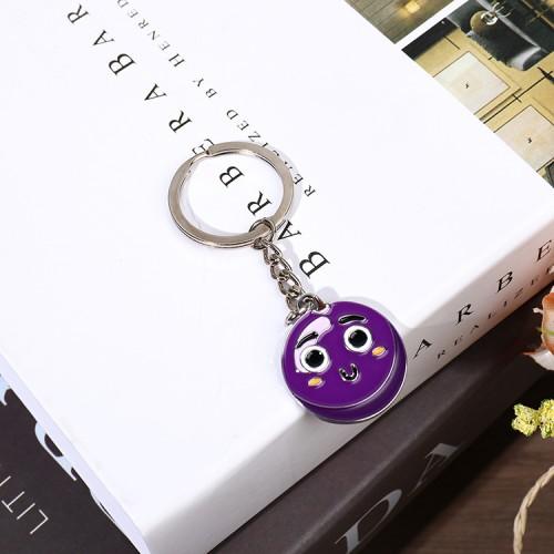 提子警徽鎖匙扣