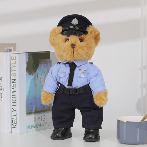 PC 男警熊