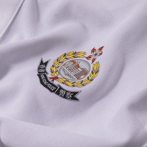 彩色警徽款速乾GOLF POLO衫(兩色)